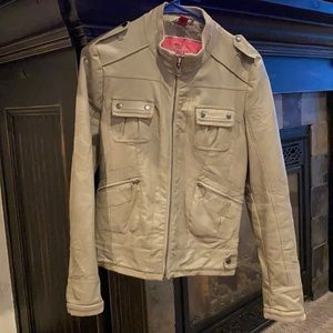Collection by Bernardo faux leather jacket. Size M